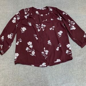 Collective Concepts (from Stitch Fix) blouse